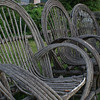 Meredith Chairs<br /> at Mill Falls, Meredith, NH