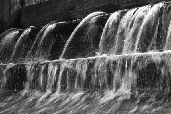 Break in the Dam, Weare, NH