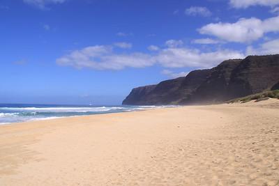 Blue Beauty Polihale Beach, Kauai, HI, US