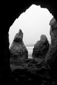 A Good View of the Beach Westport Beach, Fort Bragg, CA, US
