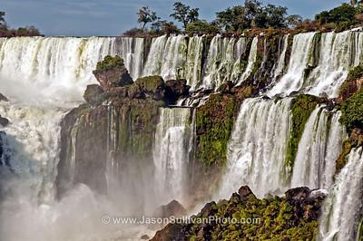 Iguazu Megafalls