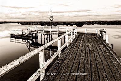 The Old Fishing Jetty