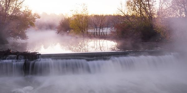 Weisenberger Mill Falls