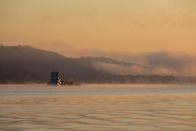 Ohio River Morning