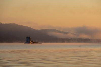 Ohio River Morning