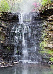 The Tall Falls at Cove Spring