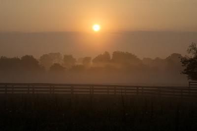 A Kentucky Sunrise
