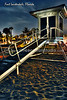 Lifeguard Stand, Fort Lauderdale Beach