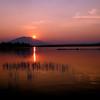 Crane Prairie Sunset