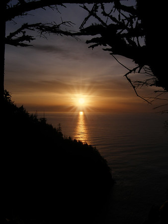 Cape Lookout Sunset