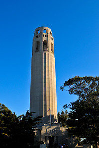 Coit tower, San Francisco Aspect Photography www.aspect-photo.com