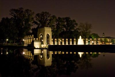 World War II memorial, Washington DC Aspect Photography www.aspect-photo.com