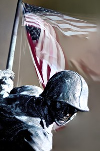 The Iwo Jima memorial, Washington DC Aspect Photography www.aspect-photo.com