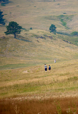 Labor Day Hike, North Foothills Trail