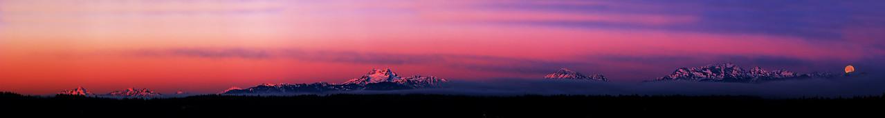 Sunrise/Moonset - full