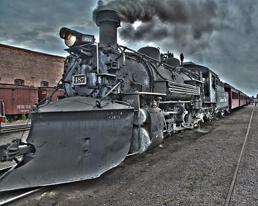 , Rail Trip 2013