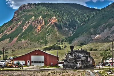 Rail Trip 2013