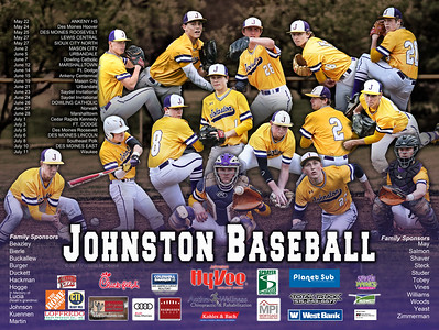 JHS Baseball 17 Poster proof