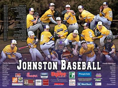 JHS Baseball 17 Poster proof