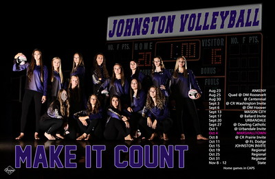 JHS Volleyball FB