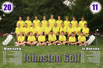 JHS Golf Poster proof
