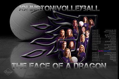 JHS VB Poster Proof