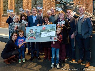Bosch Loterij 2015 - Winnaars