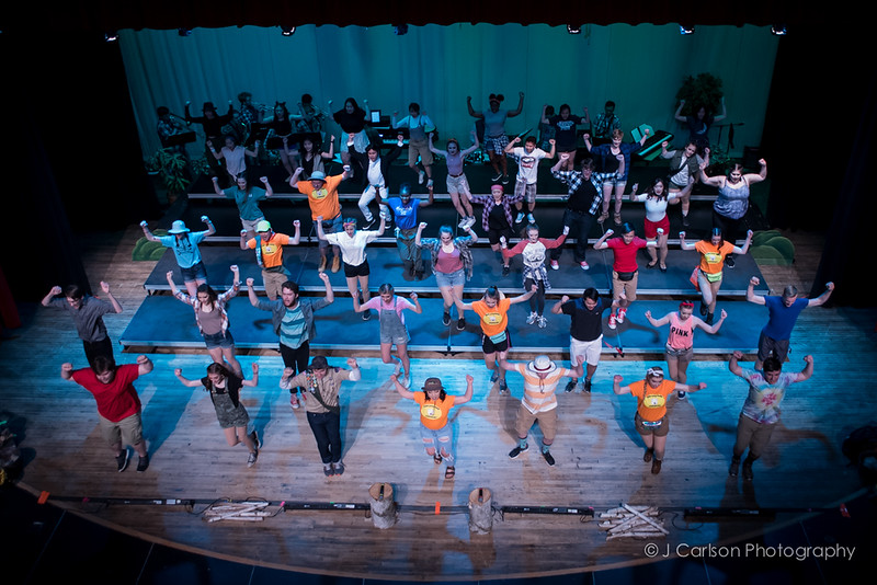 The Northern Lights Show Choir Extravaganza of 2018 Web