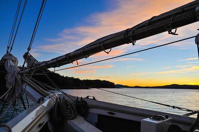 Sunset View from Isleboro