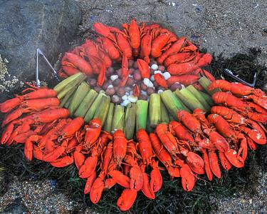 Lobster Clam Bake