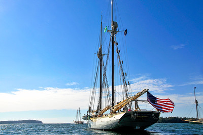 The Mary Day Ready to Set Sail