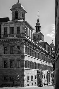 Nürnberg, Mittelfranken, Bayern, Deutschland