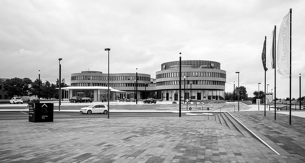 Leica Firmenzentrale und Erlebniswelt , Wetzlar, Lahn-Dill-Kreis, Hessen, Deutschland
