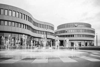 Leica-Firmenzentrale , Wetzlar, Lahn-Dill-Kreis, Hessen, Deutschland