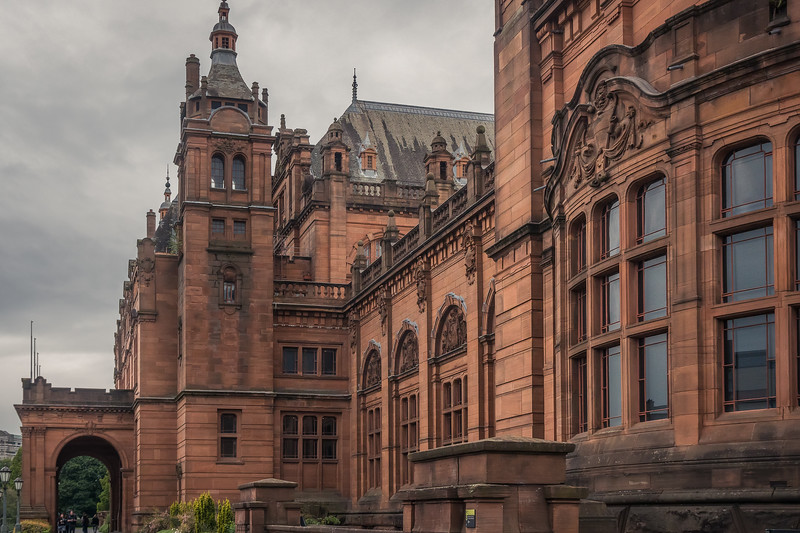 Kelvingrove Art Gallery and Museum in Glasgow