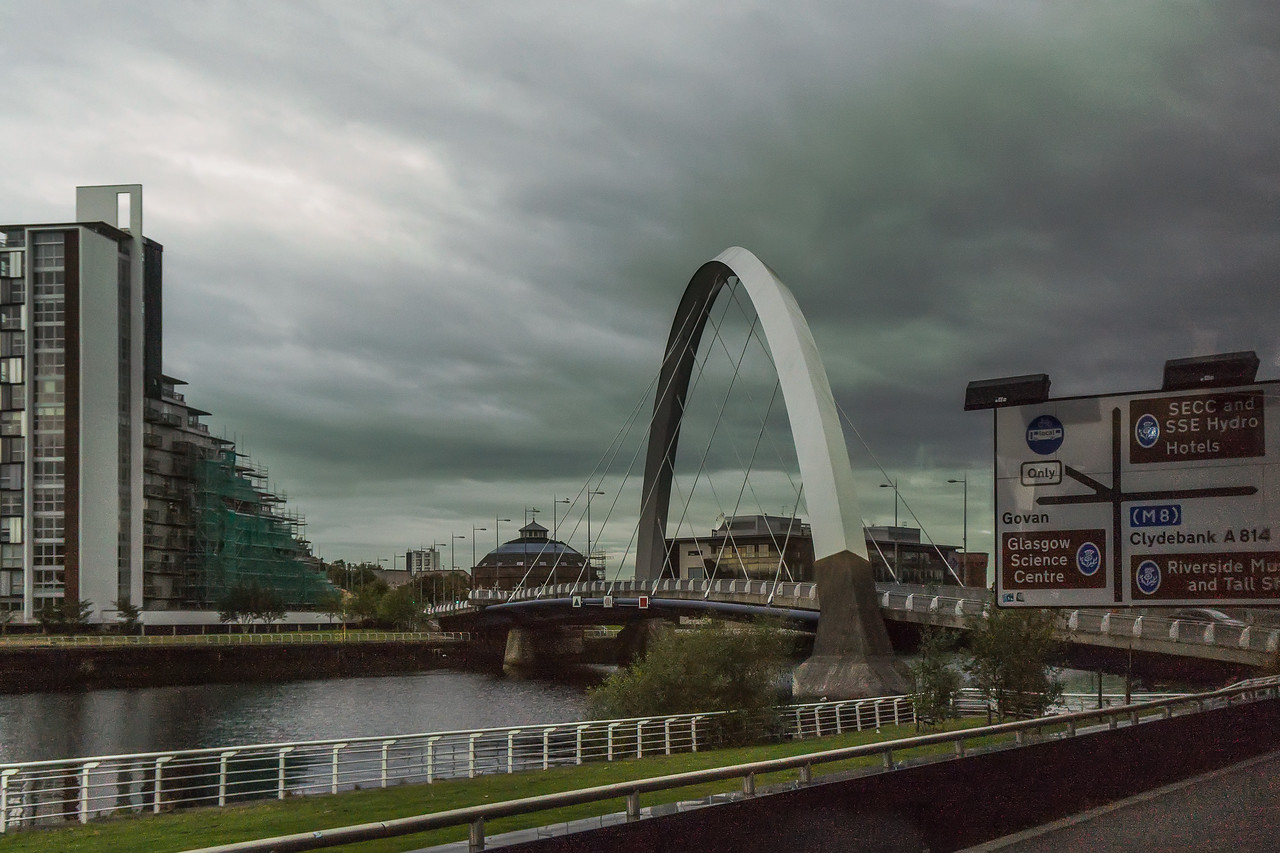 Bridge on the River Clyde