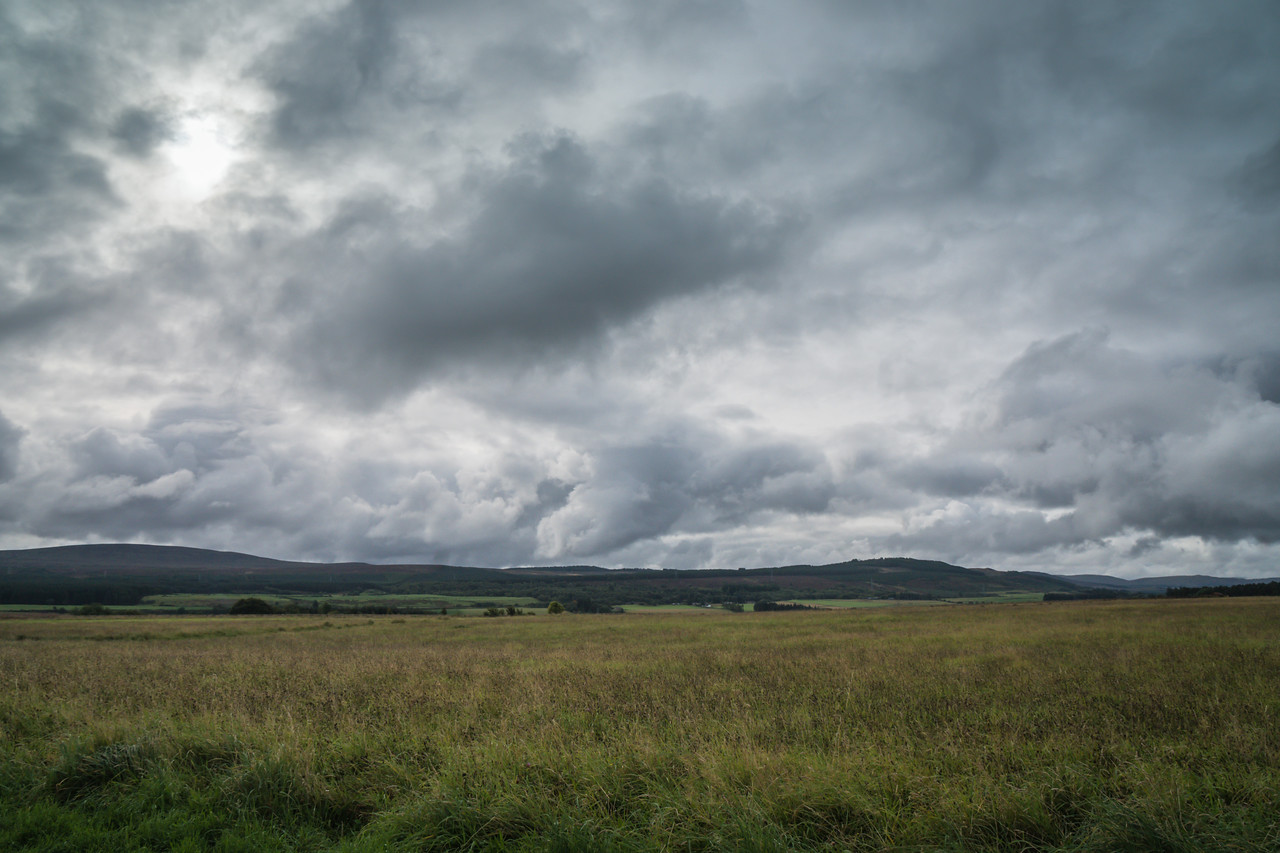 The moor at Culloden