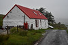 Red Roof Gallery and Cafe, Glendale, Isle of Skye, Scotland.  The place was cool and the food outstanding.