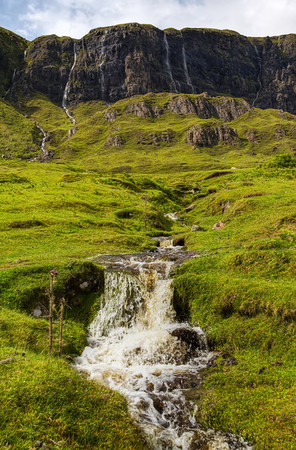The Quiraing Stream The Quiraing Stream