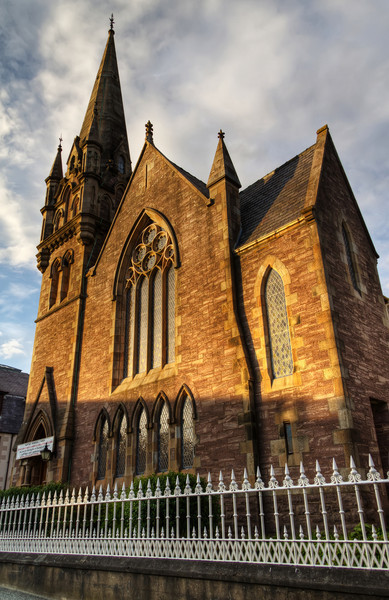 St. Martin's Memorial Church, Stornoway St. Martin's Memorial Church, Stornoway