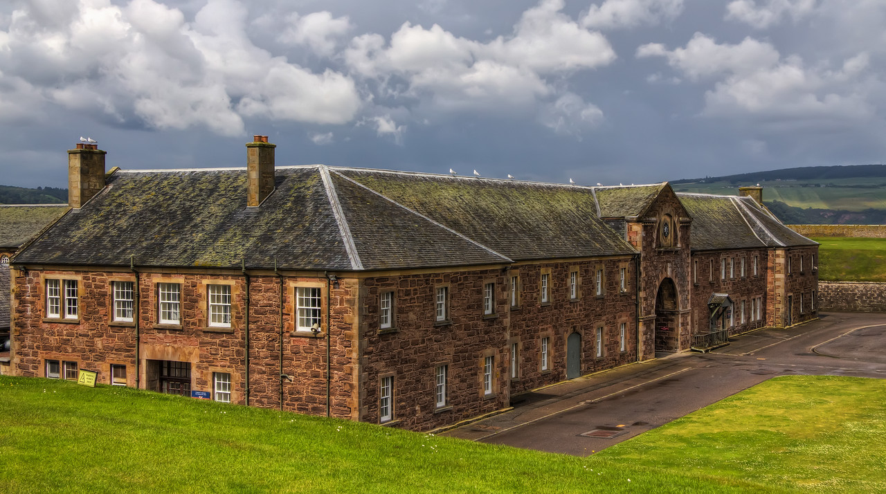 Fort George Fort George
