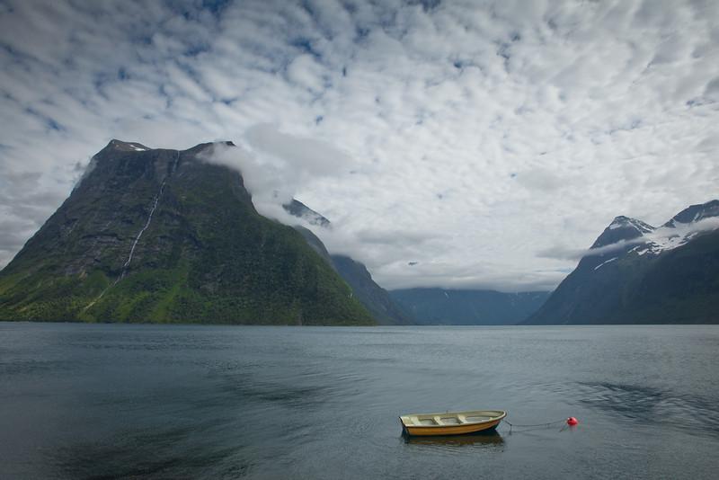 Hjorund Fjord