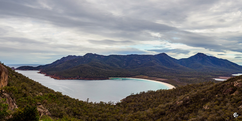 Wineglass Bay Overlook