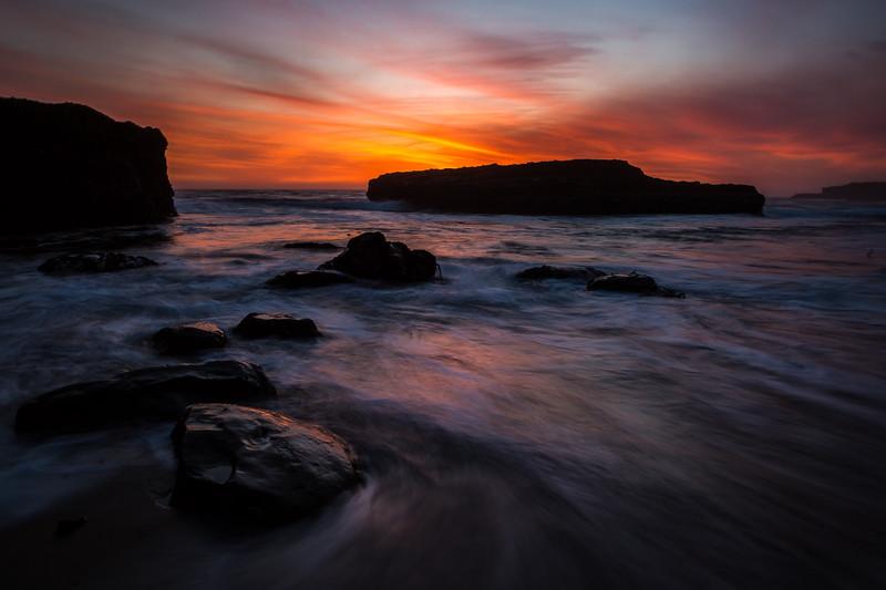 Four mile beach Sunset