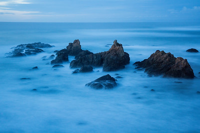 Sea Stacks off the Mendocino Coast