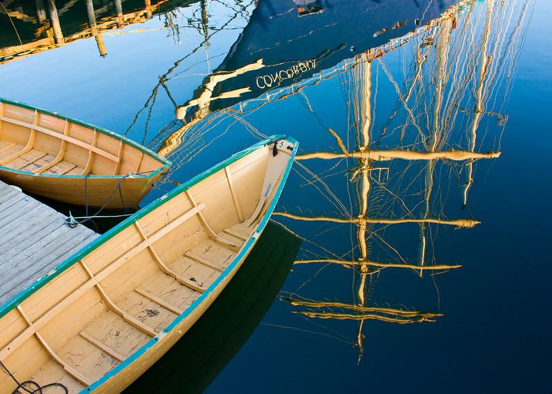 Condordia Reflections
