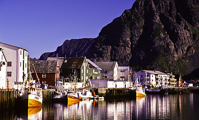 Henningsvaer, Lofoten Islands