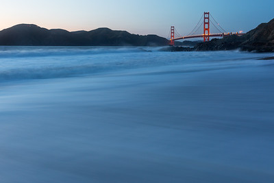 Baker Beach, San Francisco, CA