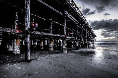 Pier Darkness
