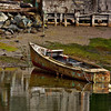 Abandoned Workboat,